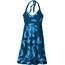 Patagonia W's Iliana Halter Dress Exotic Floral: Big Sur Blue